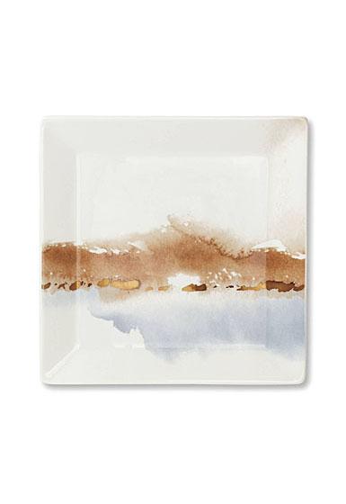 "Lenox Summer Radiance Bone China Square Dish 6"""
