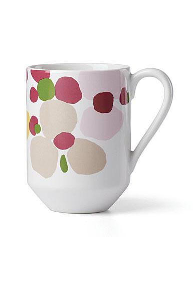 kate spade new york Lenox Stoneware Nolita Blush Floral Mug