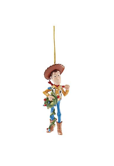 Lenox 2021 Disney Woody Christmas Cowboy Ornament