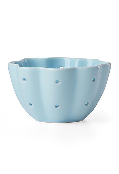 kate spade new york Lenox Stoneware Nolita Blue Blue Berry Bowl