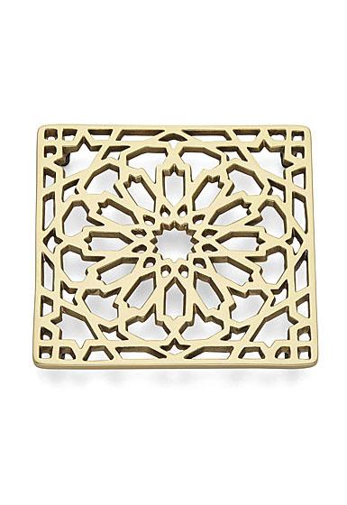 """Lenox Global Tapestry Metal Trivet Moroccan 7"""""""