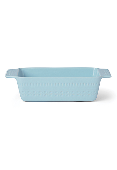 Kate Spade China by Lenox, Stoneware Willow Drive Blue Loaf Pan