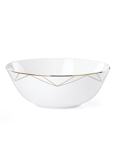 kate spade Lenox new york Bone China Arch Street Serving Bowl