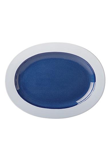 kate spade new york Lenox Stoneware Nolita Blue Platter