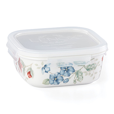 Lenox Butterfly Meadow Dinnerware Square Serving And Str