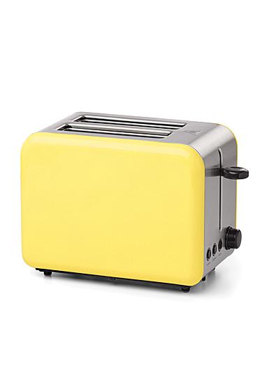 kate spade new york Lenox Electrics Yellow Toaster