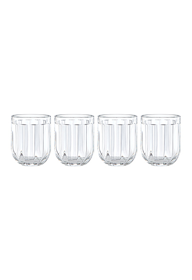Kate Spade New York, Lenox Park Circle Clear DOF Set Of Four