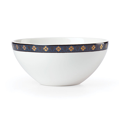 Lenox Global Tapestry Sap Spiro Dinnerware Dip Bowl