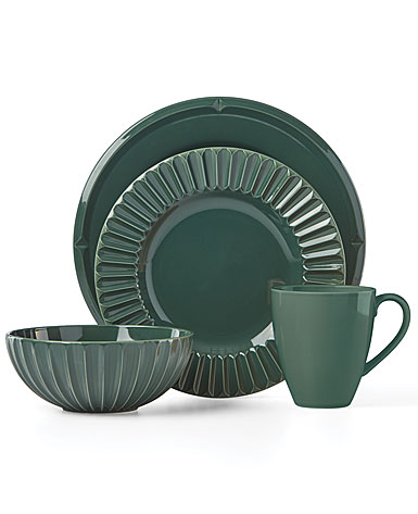 Kate Spade China by Lenox, Tribeca Clover 4 Piece Plate Set
