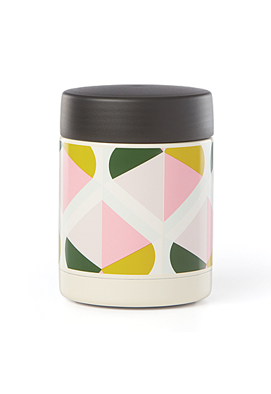 Kate Spade New York, Lenox Geo Spade Metal Insulated Food Container