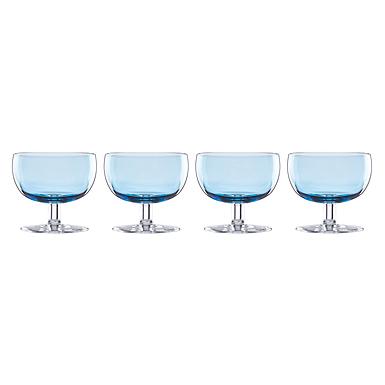 Lenox Valencia Blue Cocktail Glass Set Of Four