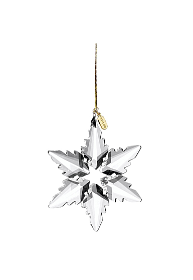 Lenox Annual Optic Snowflake 2020 Ornament
