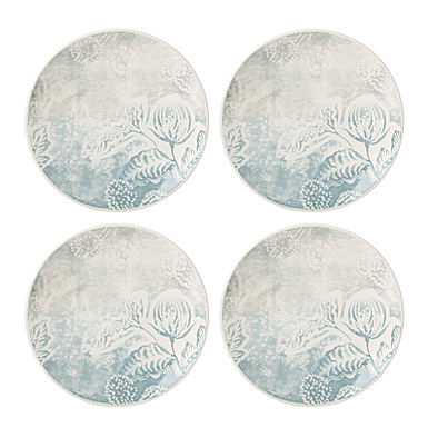 Lenox Textured Neutrals Dinnerware Slate Accent Place Setting Of Four