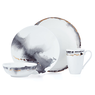 Lenox Season Rad Dusk Dinnerware 4 Piece Place Setting