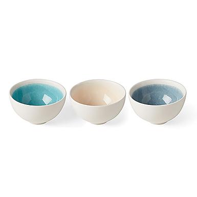 Lenox Naomi Bay Bowls Small Set Of Three