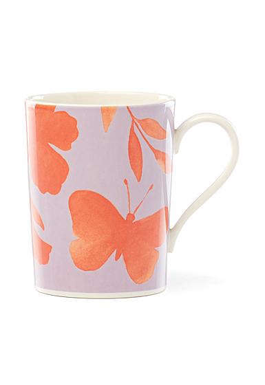 Kate Spade China by Lenox, Petal Ln Floral Mug Flower