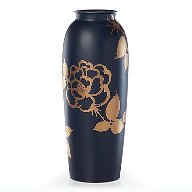 Lenox Sprig And Vine Gold Tall Vase
