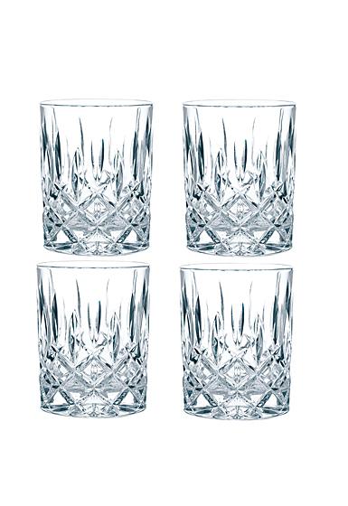 Nachtmann Noblesse Whiskey, Set of Four
