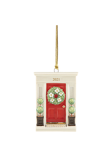 Lenox 2021 Welcome Home Dated Ornament