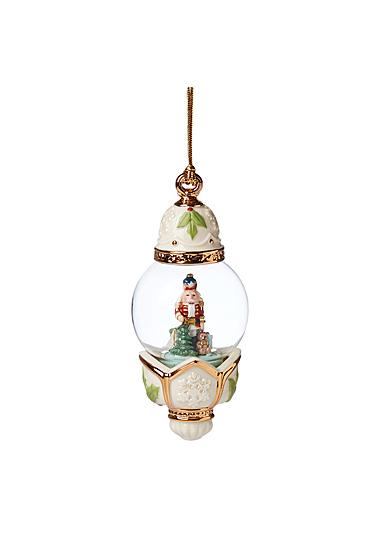 Lenox 2021 Globe Ornament Nutcracker