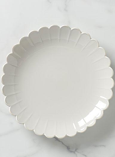 "Lenox French Perle Scallop 13.75"" Platter"