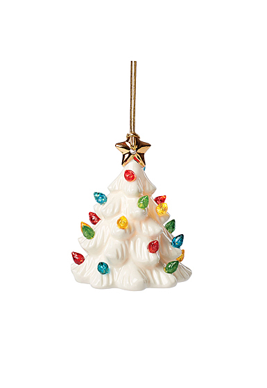 Lenox 2021 Treasured Traditions Lit Tree Ornament