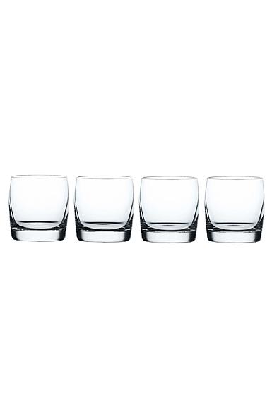 Nachtmann Vivendi Whiskey Tumbler, Set of Four