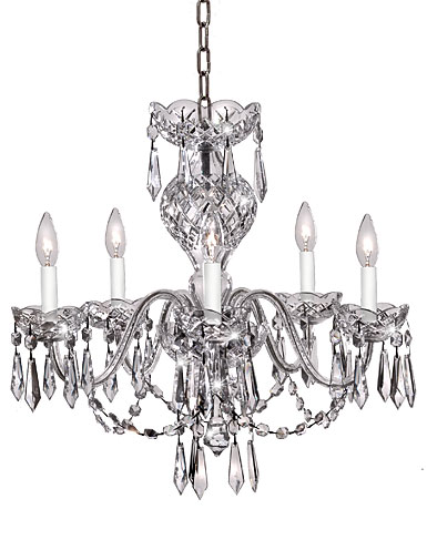 Waterford B5 Five Arm Chandelier