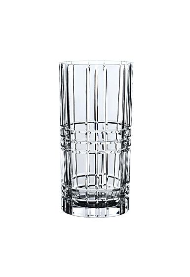 "Nachtmann Square 11"" Vase"