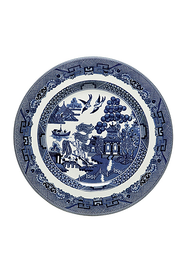 Johnson Brothers Willow Blue Salad Plate, Single