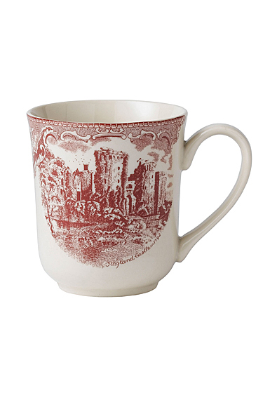 Johnson Brothers Old Britain Castles Pink Mug 12oz., Single