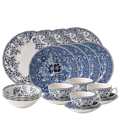 Johnson Brothers China Devon Cottage, 20 Piece Set