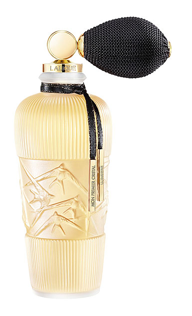 Lalique Perfume Mon Premier Lumiere, Sculptor of Light