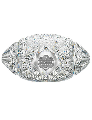 2011 BCS National Championship Crystal Football By Waterford - Alabama Crimson Tide