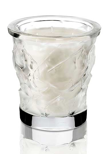 Lalique Oceans Crystal Scented Candle