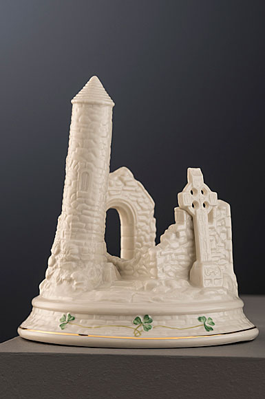 Belleek Masterpiece Collection Devenish Round Tower Limited Edition