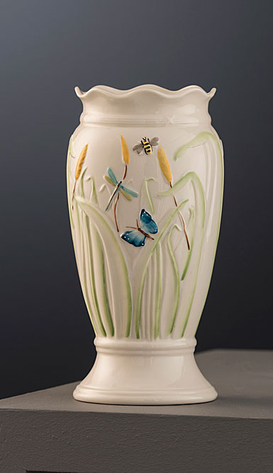Belleek Masterpiece Vase Limited Edition
