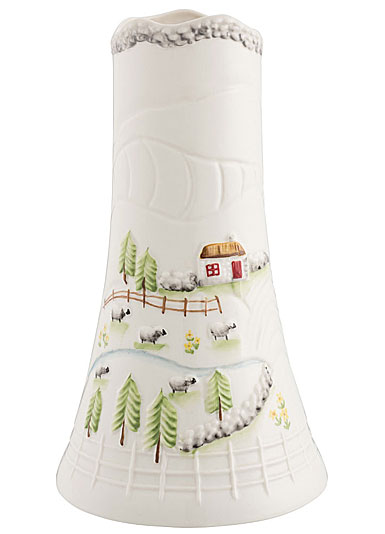 "Belleek Connemara 9"" Vase"