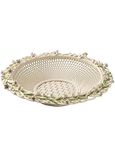 Belleek Masterpiece Collection Laurel Basket, Limited Edition