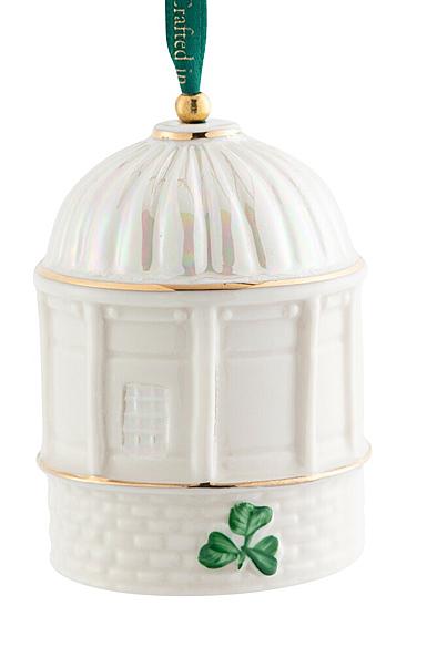 Belleek Mussenden Temple 2021 Annual Ornament