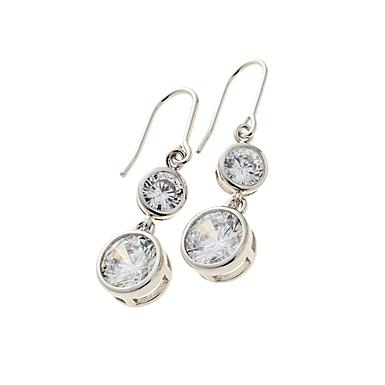 Belleek Living Jewelry Luxe Earrings, Pair