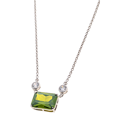 Belleek Living Jewelry Olive Necklace