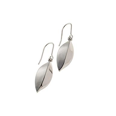 Belleek Living Jewelry Petal Earrings, Pair