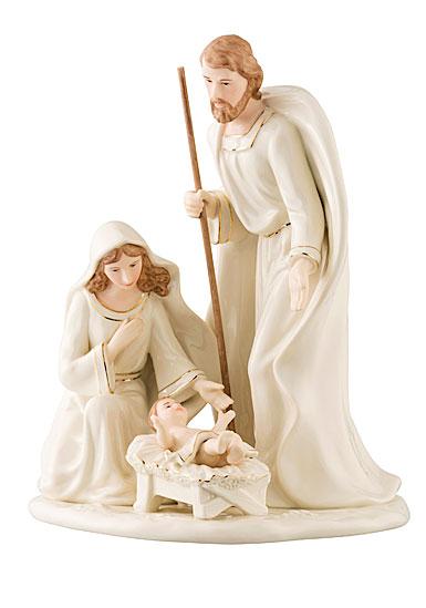 Belleek Living Nativity Holy Family, Large
