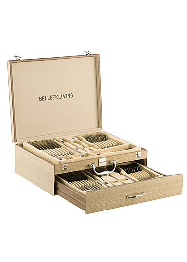 Belleek Living Graft 72-pc Cutlery Set
