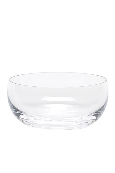 Moser Crystal Culbuto Bowl, Clear
