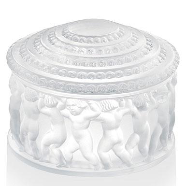 Lalique Crystal, Enfantes Box