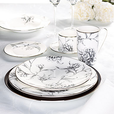 Marchesa by Lenox Floral Illustrations Dinnerware