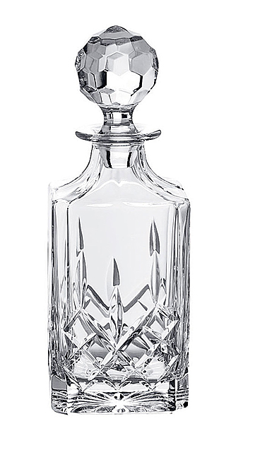 Galway Longford Square Decanter