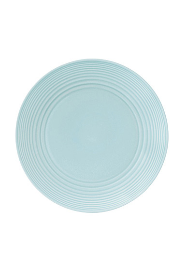 "Royal Doulton Gordon Ramsay Maze Blue Dinner Plate 11"""